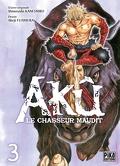 Akû, le chasseur maudit, Tome 3