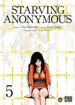 Couverture du livre : Starving Anonymous, Tome 5