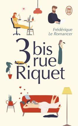 Couverture du livre : 3 bis, rue Riquet