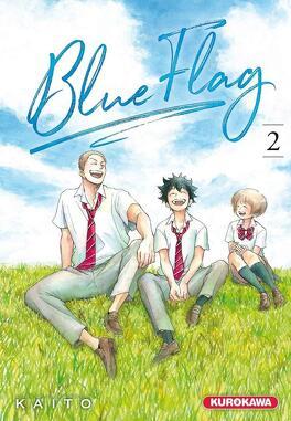 Couverture du livre : Blue Flag, Tome 2