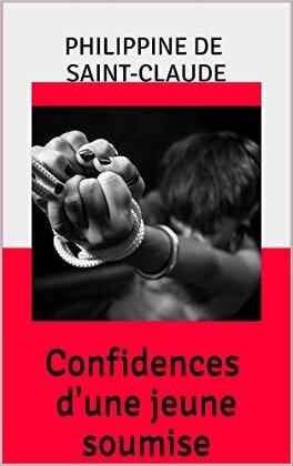 Couverture du livre : Confidence d'une jeune soumise