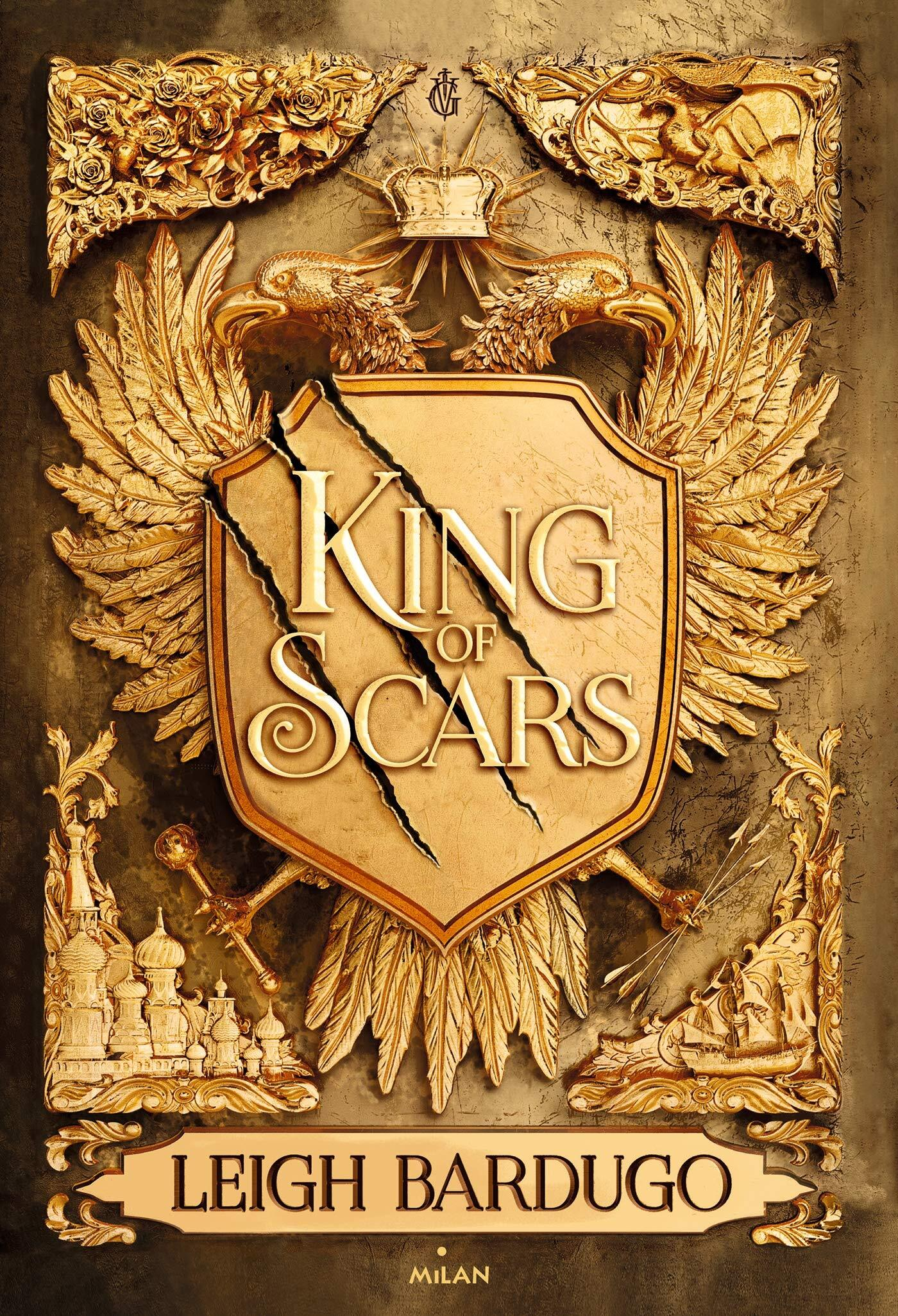 King of Scars de Leigh Bardugo