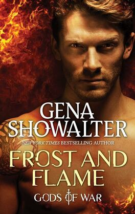 Couverture du livre : Gods of War, Tome 2 : Frost and Flame