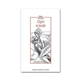 Couverture du livre : L'Esprit de famille