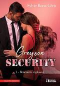 Greyson Security, Tome 1 : Rencontre explosive