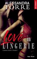 Unzipped, Tome 1 : Love in lingerie