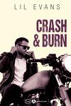 couverture Crash & Burn