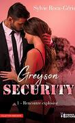 Greyson Security, Tome 1 : Rencontre explosive