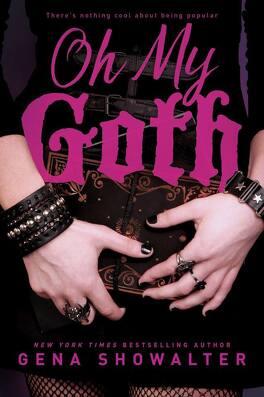Couverture du livre : Oh My Goth