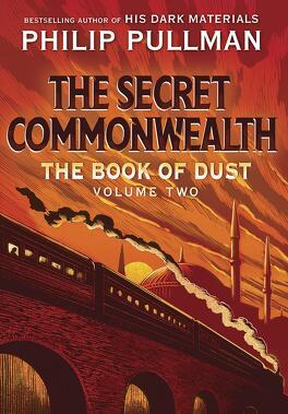 Couverture du livre : La Trilogie de la Poussière, Tome 2 : The Secret Commonwealth