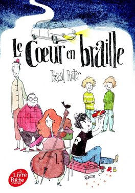 Couverture du livre : Le Cœur en braille