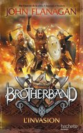Brotherband, Tome 2 : L'Invasion