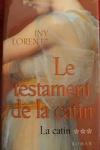 couverture La catin, tome 3 : Le testament de la catin