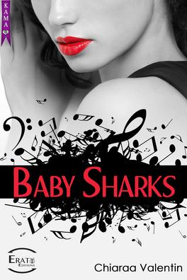 Couverture du livre : Baby Sharks