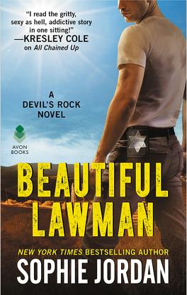 Couverture du livre : Devil's Rock, Tome 4: Beautiful lawman