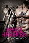 couverture Hades Hangmen, Tome 7 : La Loi du plus fort