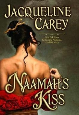 Couverture du livre : Moirin, tome 1 : Naamah's Kiss