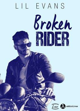 Couverture du livre : Broken Rider