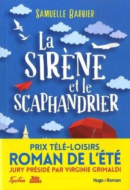 Couverture du livre : La Sirène et le Scaphandrier
