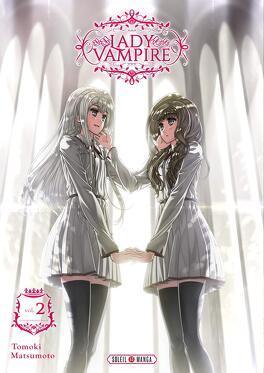Couverture du livre : Lady Vampire, Tome 2