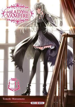 Couverture du livre : Lady Vampire, Tome 1