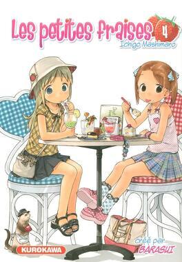 Couverture du livre : Les Petites Fraises, Tome 4