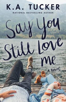 Couverture de Say you still love me