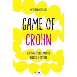 Couverture du livre : Game of Crohn