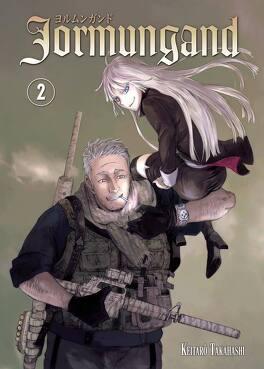 Couverture du livre : Jormungand, tome 2