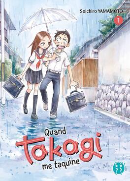 Couverture du livre : Quand Takagi me taquine, Tome 1