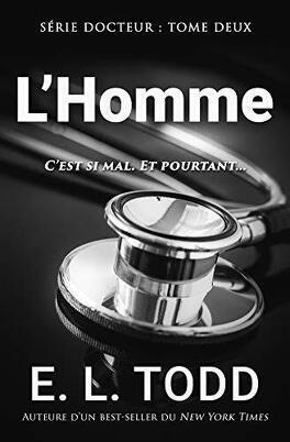 Couverture du livre : Docteur, Tome 2 : The Man