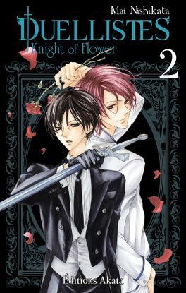 Couverture du livre : Duellistes - Knight of Flower, tome 2