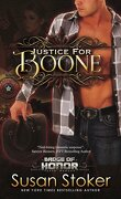 Badge of Honor ~Texas Heroes, Tome 6 : Justice for Boone