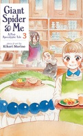 Giant Spider & Me, tome 3
