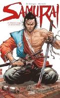 Samurai, Tome 13 : Piment rouge et alcool blanc