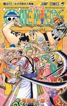 One Piece Tome 93 Livre De Eiichirō Oda
