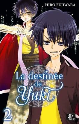 Couverture du livre : La Destinée de Yuki, Tome 2