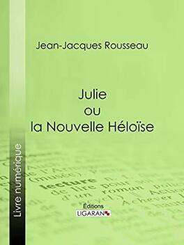 Couverture du livre : La Nouvelle Héloïse