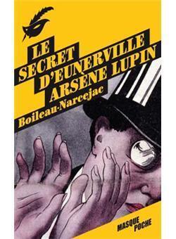 Couverture du livre : Le secret d'Eunerville