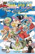 One Piece, Tome 91 : Aventure au pays des samouraïs