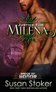Badge of Honor ~ Texas Heroes, Tome 10 : Justice for Milena