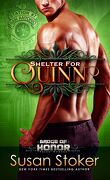 Badge of Honor ~Texas Heroes, Tome 13 : Shelter for Quinn