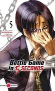Battle Game in 5 Seconds, Tome 5
