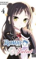 Romio vs Juliet, Tome 4