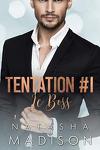 couverture Tentation, Tome 1 : Le Boss