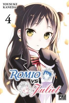 Couverture du livre : Romio vs Juliet, Tome 4