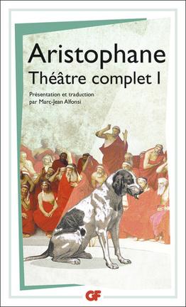 Couverture du livre : Théâtre complet