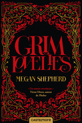 Couverture du livre : Grim Lovelies, Tome 1