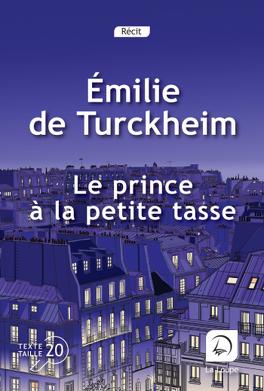 Couverture du livre : Le prince a la petite tasse