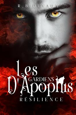 Couverture du livre : Les Gardiens d'Apophis, Tome 2 : Résilience